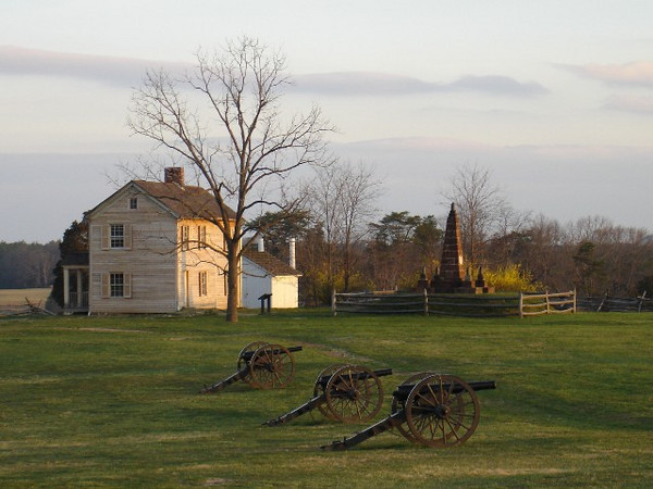Manassas National Battlefield Park (Apr 2006)