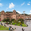 Plaza de Armas Cusco Cathedral (aka Cathedral of Santo Domingo)